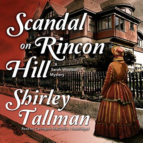 Scandal on Rincon Hill audiobook cover art