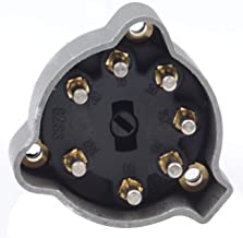 Bapmic 2025450104 Ignition Starter Switch for Mercedes R107 W123 W124 W126