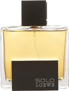 Solo Loewe By Loewe For Men. Eau De Toilette Spray 2.5 oz