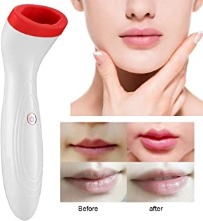 Dưỡng môi căng – Automatic Lip Plumper, Electric Lip Enhancer, for Lip Augmentation Plumping, USB Rechargeable and 3-speed design
