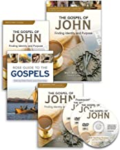 The Gospel of John: Finding Identity and Purpose 12-Session DVD Complete Kit