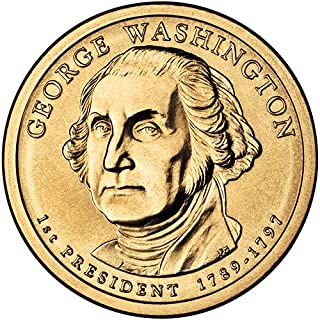george washington dollar coin 1789