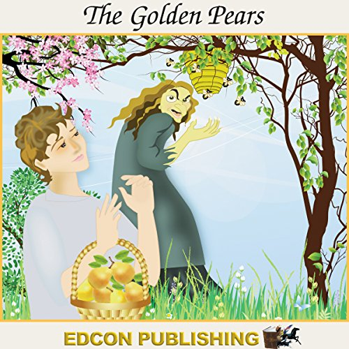 The Golden Pears audiobook cover art