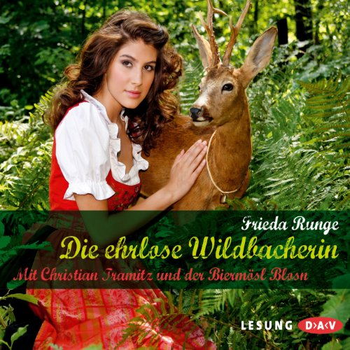 Die ehrlose Wildbacherin Titelbild