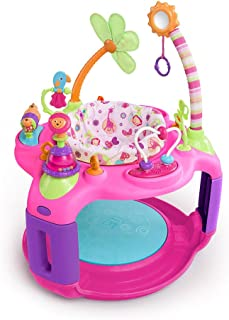 Bright Starts Bounce-A-Round - Pretty in Pink Sweet Safari - Adventure