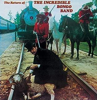 THE RETURN OF THE INCREDIBLE BONGO BAND+1(日本独自企画盤、最新リマスター、解説付き)