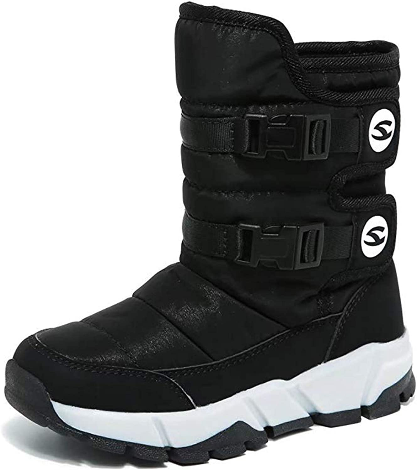 Snow Boots for Boys and Girls Waterproof Outdoor Max 74% OFF Sho Winter Regular discount Warm