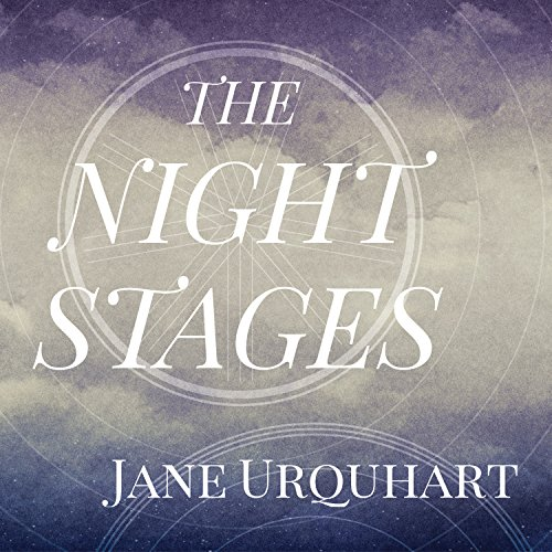 The Night Stages audiobook cover art