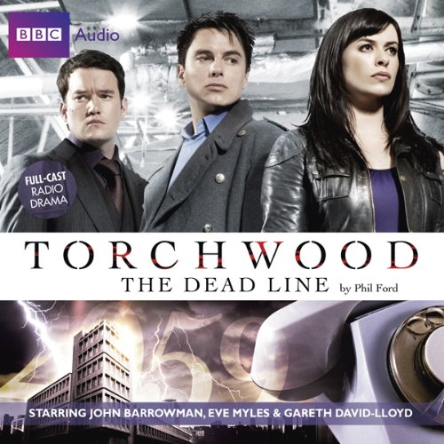 Torchwood: The Dead Line audiobook cover art