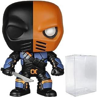 Funko Pop! TV: Arrow - Deathstroke Vinyl Figure (Includes Compatible Pop Box Protector Case)