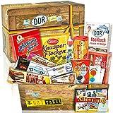 Süssigkeitenbox mit (n) ostalgischem Flair - Geschenk zum Geburtstag für Sie