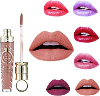 Edanta Matte Liquid Lipstick Gothic Creamy Lipsticks Long Lasting Lip Gloss Christmas Party Cosmestis Makeup for Women and Girls Pack of 1 (Nude 1)