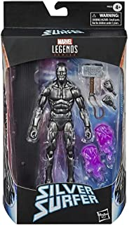 Marvel Legends Series Silver Surfer com Mjolnir - F0222 - Hasbro