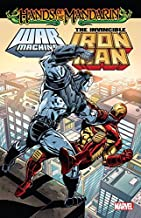 Iron Man/War Machine: Hands Of The Mandarin (English Edition)