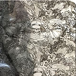 Southern Hydrographics Hydro Dipping Film Sailing Collection Printing Film 1SQ - High Resolution Graphics - Used For Guns, Yeti Cups, Auto Parts, And Many More - Easy To Use - Requires Hydro Activator
