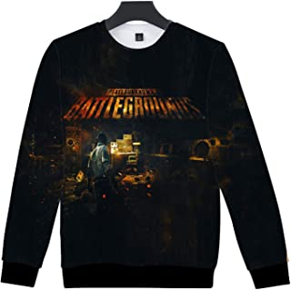 Men/Women Sweatshirt 3D Hoodies Plus Size Fashion Game Tops Pullovers