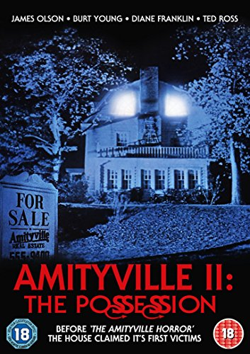 SCANBOX Amityville Ii - The Possession [DVD] (18)