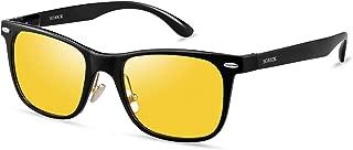 Night Driving Glasses - 2020 New Style Polarized Night Vision Glasses for Driving Anti Glare Fashion Sunglasses