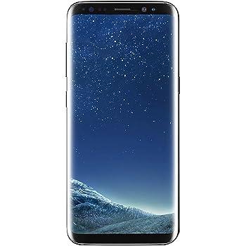 Samsung Galaxy S8 64GB GSM Unlocked Phone - International Version (Midnight Black)