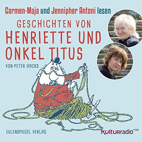 Geschichten von Henriette und Onkel Titus Titelbild