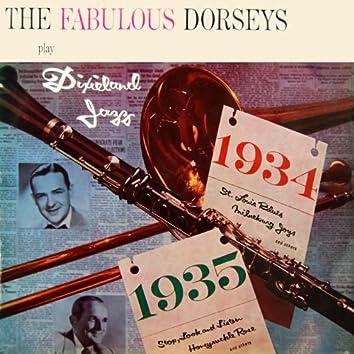 The Fabulous Dorseys Play Dixieland Jazz