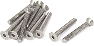 Alloy Steel Set Screws Square Head - Grub-Blind-Allen-Headless Screw Case Hardened 1//4-20 x 5//8 Thermal Black Oxide Quantity: 6000