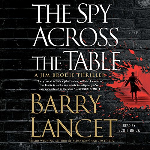 Couverture de The Spy Across the Table