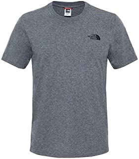 The North Face Men's S/S SIMPLE DOME TEE Tees And T-Shirts