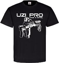 Uzi PRO MP Submachine Gun Israel Weapon SMG Sport Shooter Deco