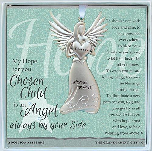 Always an Angel Adoption Ornament