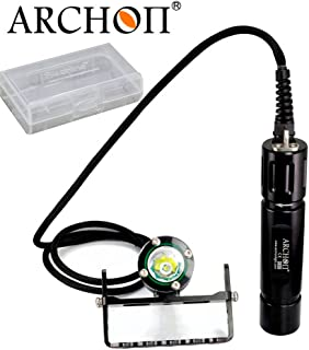 ARCHON DH26 WH32 Diving Light CREE XM-L2 U2 LED max 1100 lumen waterproof 100 meter Dive light underwater photography Canister