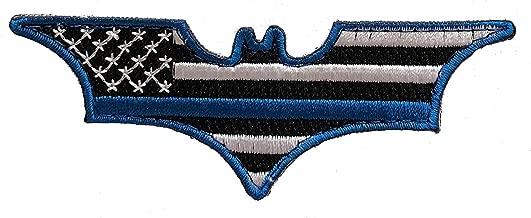 batman thin blue line