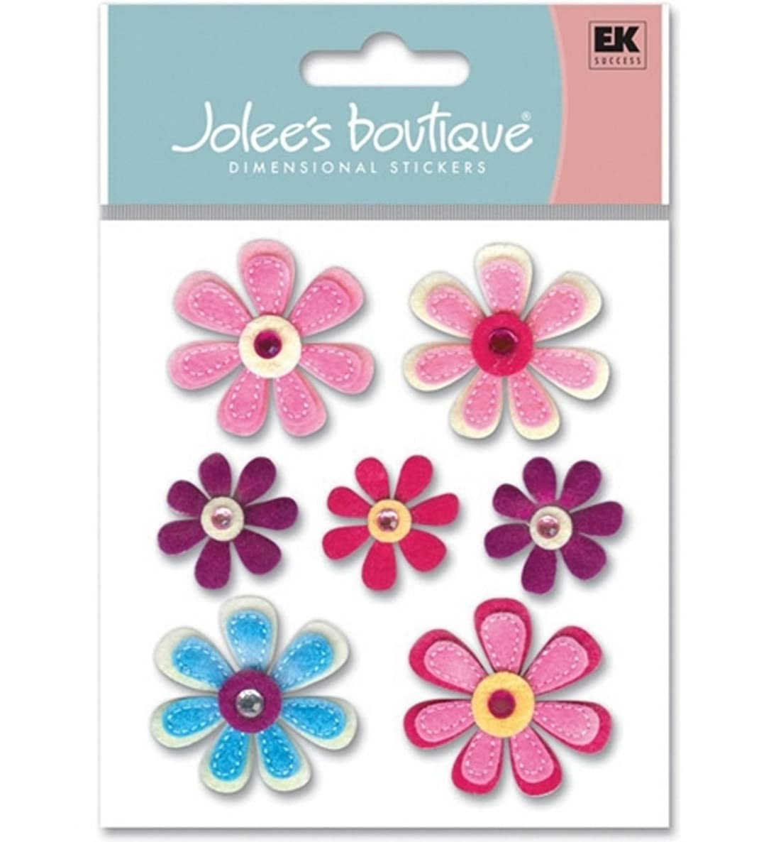 Jolee's Boutique Stickers, Summer Buds