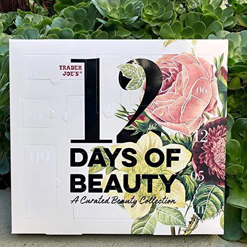 Trader Joe's 12 Days of Beauty Advent Calendar