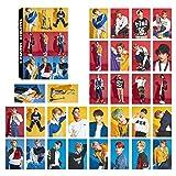 Mini Office Depot Tarjetas de fotos de NCT 127 Lomo, tarjetas de fotos de dibujos animados lindo HD para fanáticos de NCT, 30PCS / Set