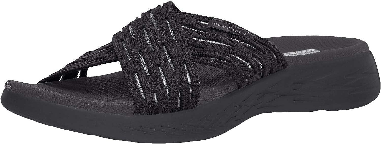 | Skechers Women's Go Run 600-Sunrise Slide Sandal | Sport Sandals & Slides