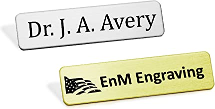 fire department name tags