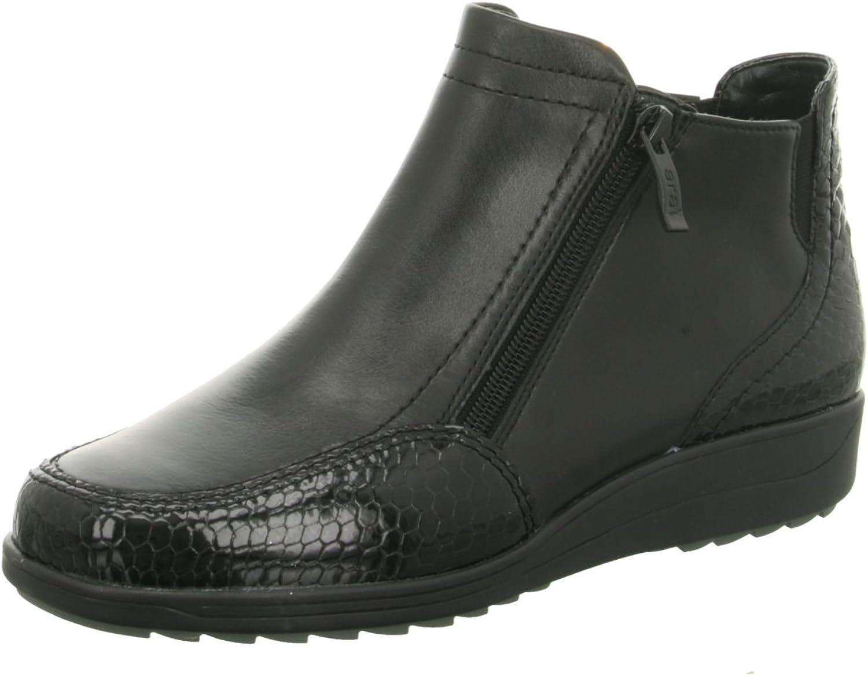 ARA ARA Damen Stiefeletten Meran 12-46307-64 - schwarz 344118  Online Einkaufen