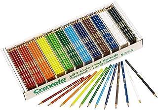 Crayola 288 Assorted Colouring Pencils classpack