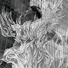 mahina「翔べない鳥」のCDジャケット