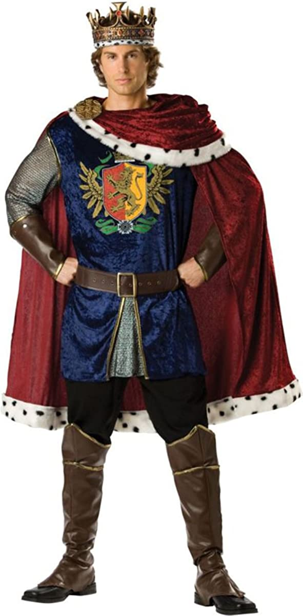 InCharacter Men's Noble King Special price for a limited Award time Costume Medieval Medium