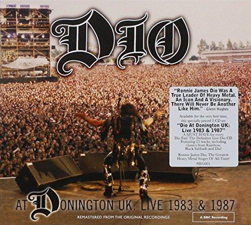 At Donington Uk: Live 1983-1987