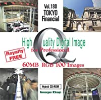 High Quality Digital Image Vol.180 tokyo financial