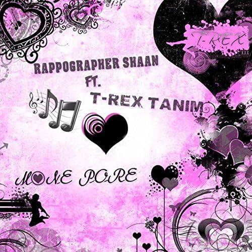 Rappographer Shaan feat. T-Rex Tanim