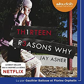 Couverture de 13 Reasons Why