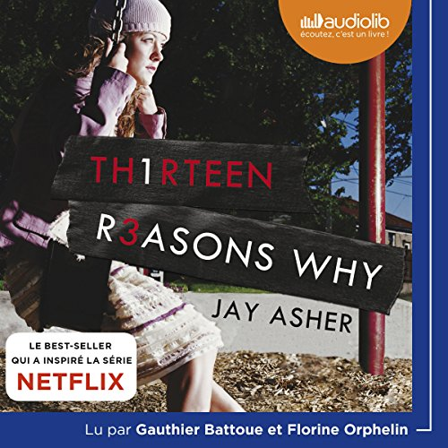 13 Reasons Why [French Version] audiobook cover art