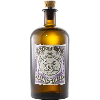 Monkey 47 Schwarzwald Dry Gin, 0.5l