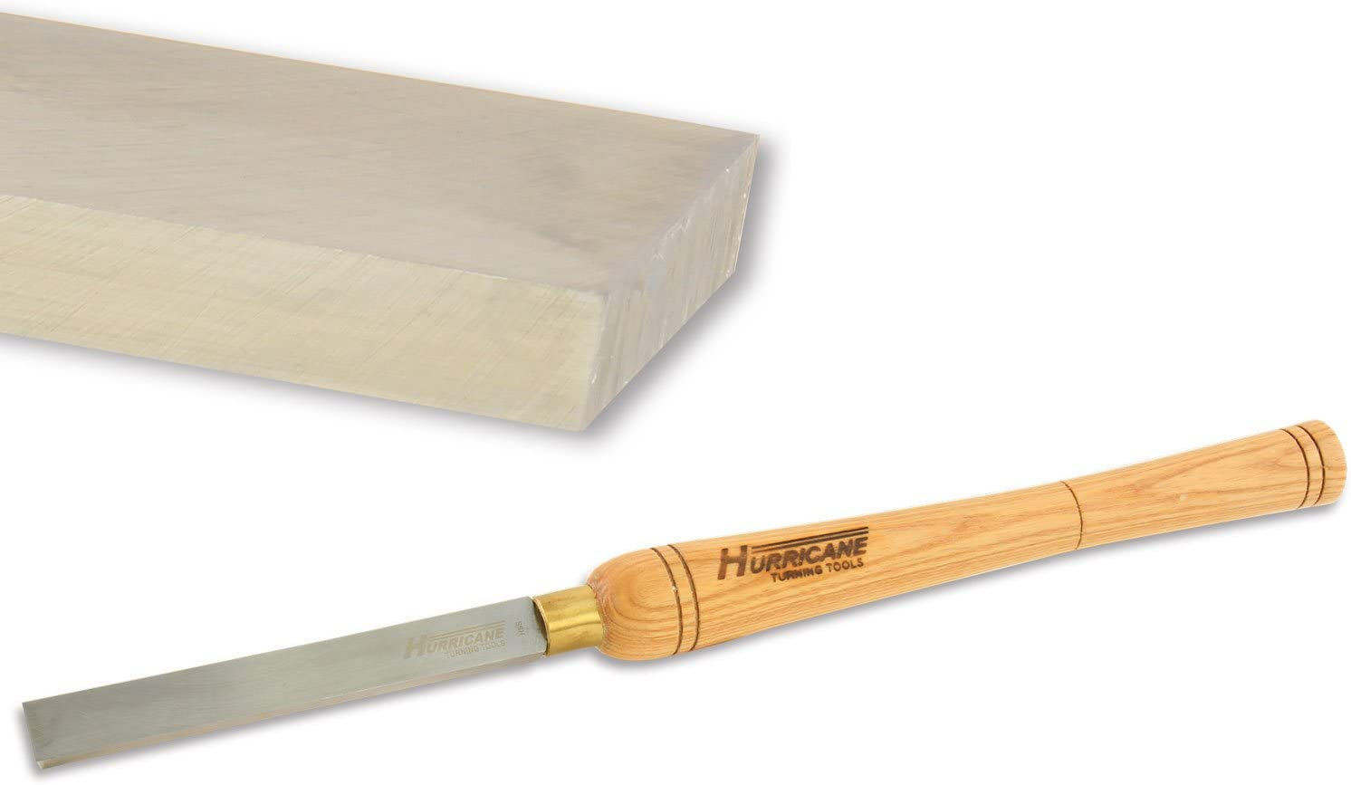 Sale Hurricane Turning Tools Woodturning Square Nose High Scraper Quality inspection S
