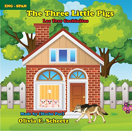 The Three Little Pigs: Los Tres Cochinitas (Language Learning Series Book 1) (English Edition)