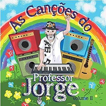 As Canções do Professor Jorge Vol. 2